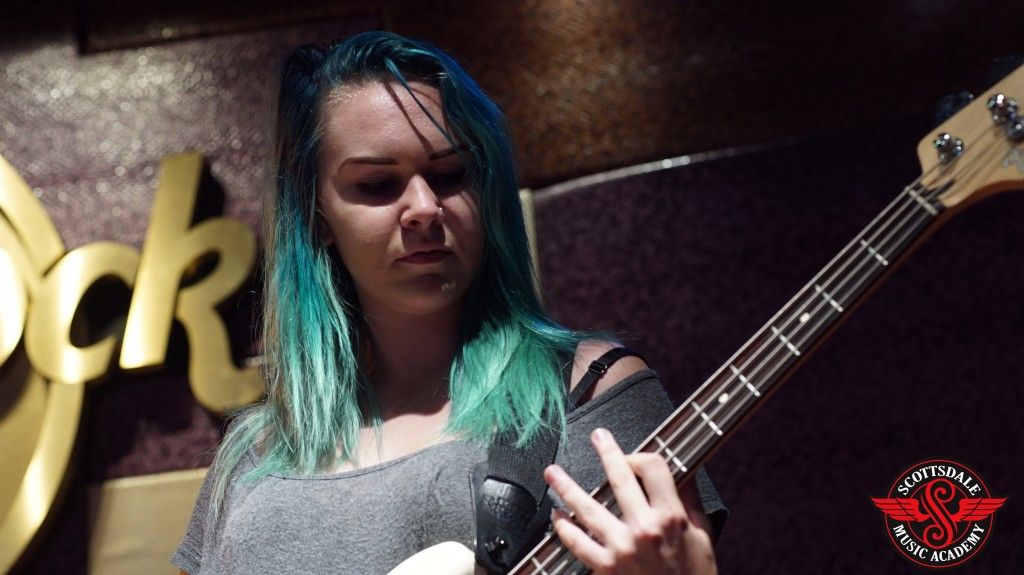 bass lessons scottsdale