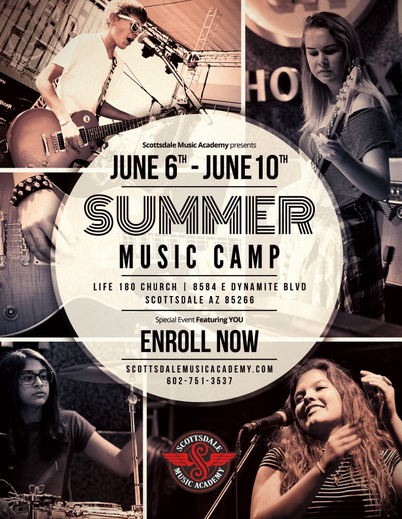 Summer Music Camp Scottsdale