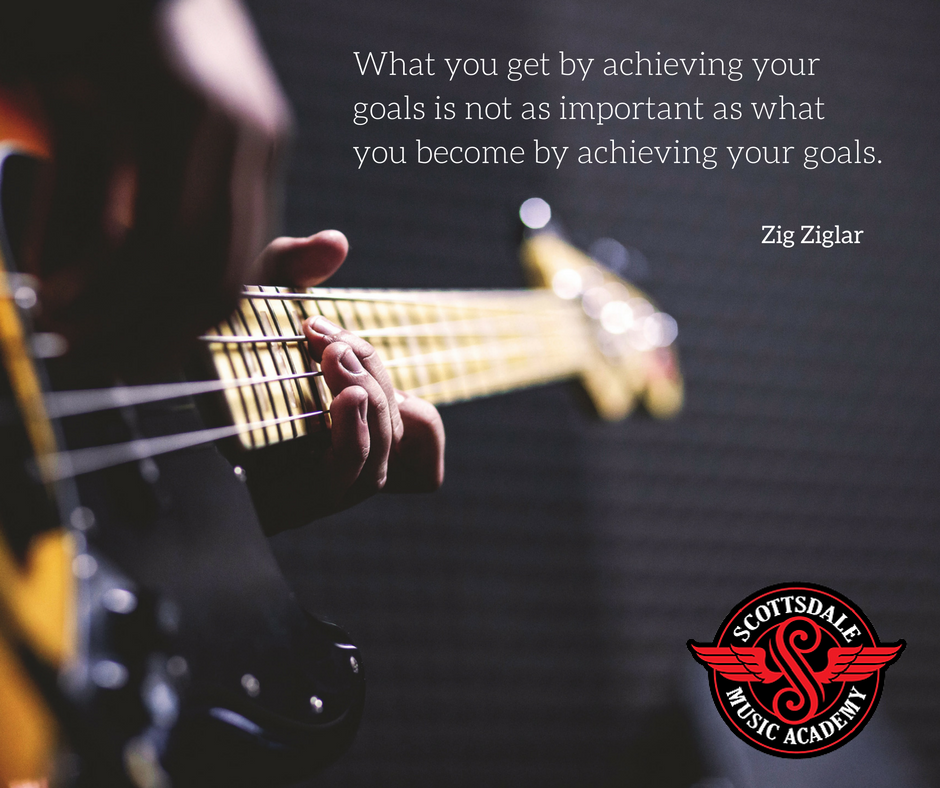achieving your musical goals