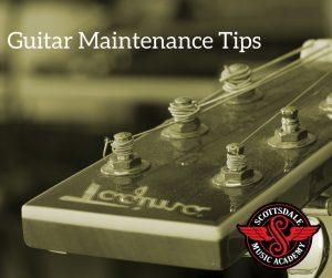 guitar maintenance tips