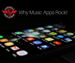 Why Music Apps Rock!