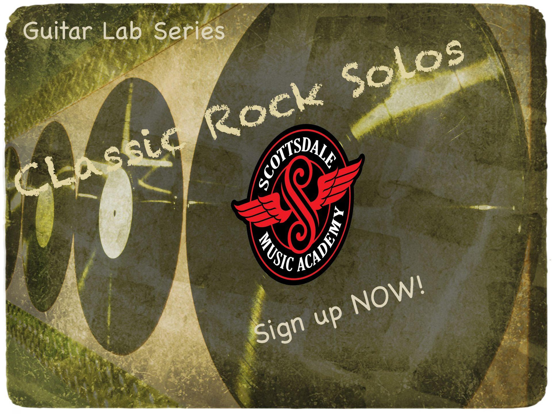Classic Rock Solos graphic