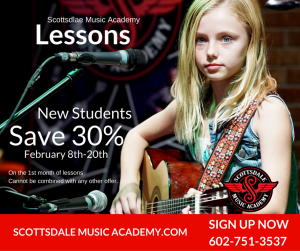 30 Percent off lessons