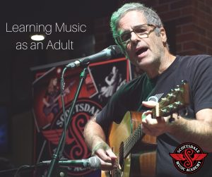 The Advantages of Learning Music as an Adult