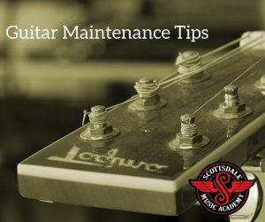 guitar maintenance tips